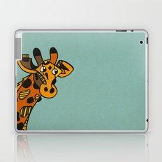 Worlds Tallest Horse. Laptop & iPad Skin