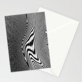 Zebra Topography Stationery Cards