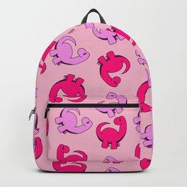 Brontosaurus Backpack