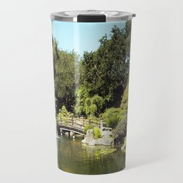Japanese Gardens 100 0048 Travel Mug