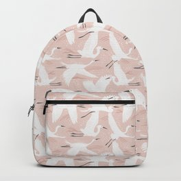 Soaring Wings - Blush Pink Backpack