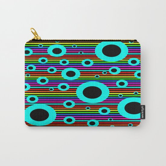 Hole in the water | Greek  Quotes Carry-All Pouch