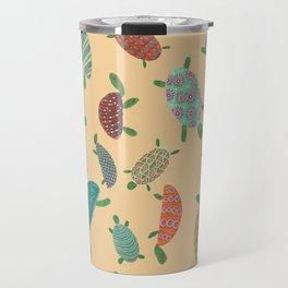 turtles Travel Mug