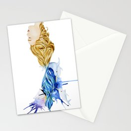 Sea Dreams Stationery Cards