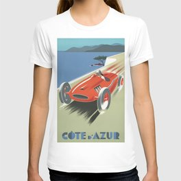 French Riviera T-shirt