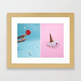 Illusions Framed Art Print