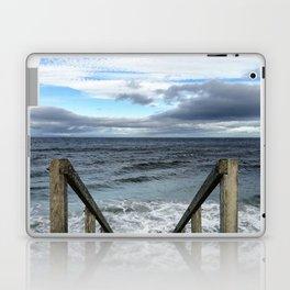 A Way to the Sea Laptop & iPad Skin