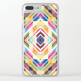Satyr Clear iPhone Case