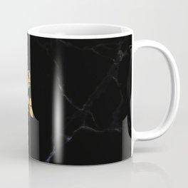 Forever Petal (Black Gold) Coffee Mug