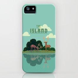 The Island iPhone Case