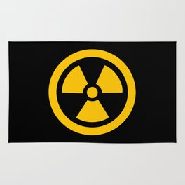 Yellow Radioactive Rug
