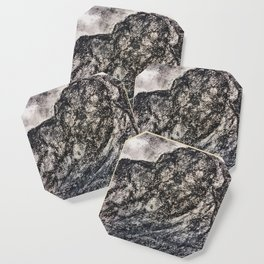 Grey Moutain by Gerlinde Streit Coaster