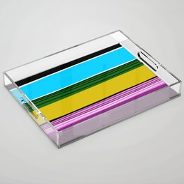 Serape 2 Acrylic Tray