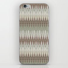 Sophisticated Ikat Print iPhone & iPod Skin