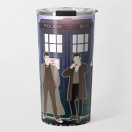 The Doctor Of Regeneration Travel Mug