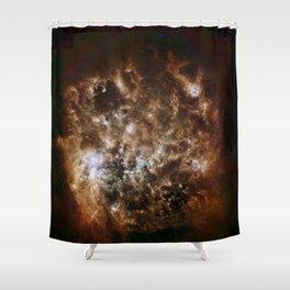 Large Magellanic Cloud, infared Shower Curtain
