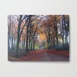Delicious Autumn... Metal Print