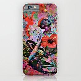 Scorpio Zodiac Art iPhone Case