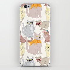 Accessory Cats iPhone Skin