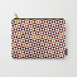 Lovely triangles Carry-All Pouch