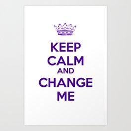 Keep Calm ONSIE Art Print