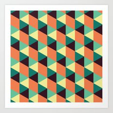 Fall Illusions Art Print