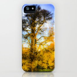 Greenwich Park  Pastel iPhone Case