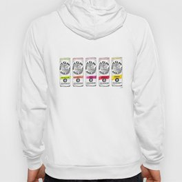 White Claw illustration Hoody