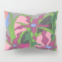 The Garden at Twilight Pillow Sham