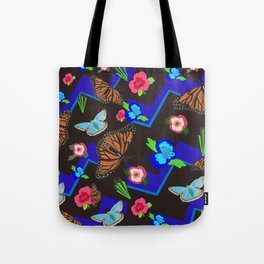 Butterfly Meetup Tote Bag