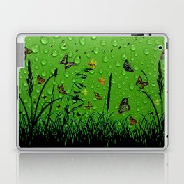 Alice`s garden Laptop & iPad Skin