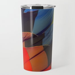 Brighten up and away your day Travel Mug