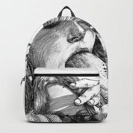 asc 744 - L'étouffoir (The muffler) Backpack