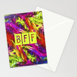 BFF - Best Friends Forever! Stationery Cards