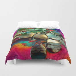 Treasured Teardrops Duvet Cover