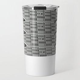 Pattern in Plastic Travel Mug