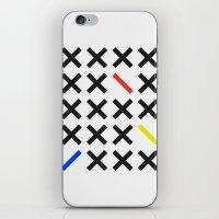 minimalism iPhone & iPod Skins featuring Minimalism 3 by Mareike Böhmer