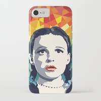 dorothy iPhone & iPod Cases featuring Dorothy by Stephanie Keir