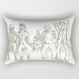 l'étranger Rectangular Pillow