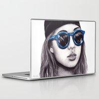 coachella Laptop & iPad Skins featuring Coachella  by Bella Harris