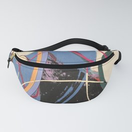 Unusually Composed Fanny Pack