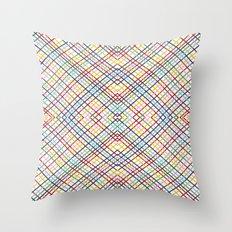 Weave 45 Mirror Throw Pillow