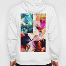 Colorful Geometric Abstract Hoody