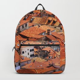 Rooftops (Color) Backpack