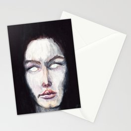 Scar Lip Stationery Cards