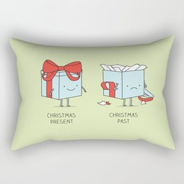 Christmas present Rectangular Pillow