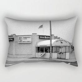 A National Landmark Rectangular Pillow
