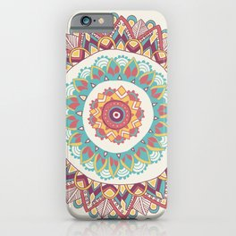 Midsummer Mandala iPhone Case