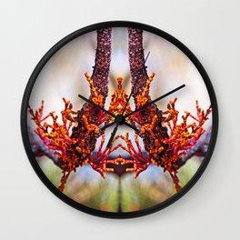 Tree Dweller 4 Wall Clock