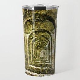 Ancient Arches Travel Mug